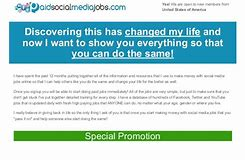 Paid Social Media Jobs Review-Paid Social Media Jobs Download