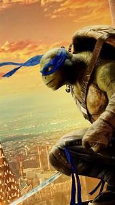 Wallpaper, Teenage, Mutant, Ninja, Turtles, Half, Shell, Leonardo, Best, Movies, Of, 2016, Turtles