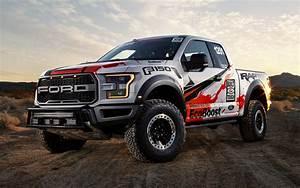 2017, Ford, F-150, Raptor, Race, Truck