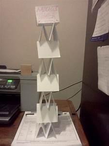 Paper, Tower, U00b7, A, Papercraft, U00b7, Paper, Folding, On, Cut, Out, Keep, U00b7, Creation, By, Mochi, Mochi