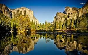 Yosemite, 8k, Wallpapers
