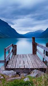 Wallpaper, Norway, 5k, 4k, Wallpaper, Bridge, Sea, Lake, Water, Blue, Sky, Clouds, Mountain