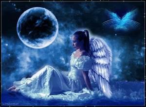 blue, skies, -, angels, photo, , 16530560