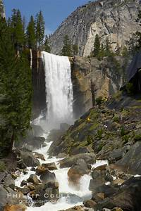 vernal, falls, and, mist, trail, , yosemite, np, , yosemite, national, park, , california