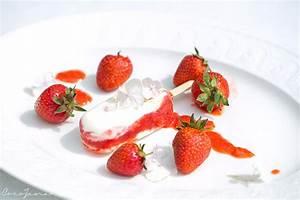 Erdbeereis selber machen ohne ei