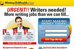 Writing To Wealth  Download