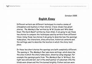 example essay english sample abstract for dissertation example essay  example essay english speech pdf