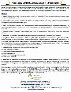 Essay contests for money for high school students 2019-07-01 05:32