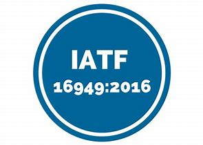 Image result for iatf 16949 certificate